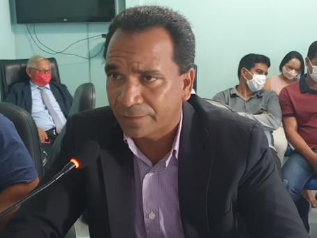 Ineditismo: Prefeito reeleito Jailson Amorim é diplomado por videoconferência em Rodrigues Alves