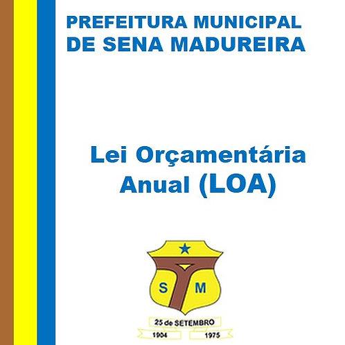 Lei N° 642/2018  (LOA 2019)