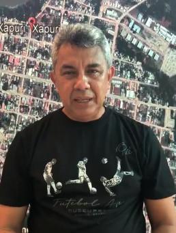 Prefeito Bira Vasconcelos anuncia aos atletas futebolísticos de Xapuri nova estratégia