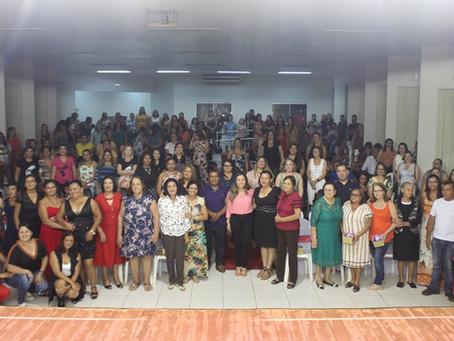 Show Mulheres que Brilham destaca o poder feminino em Brasileia
