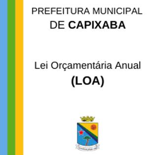 LOA 2020 - Lei n°  569/2019