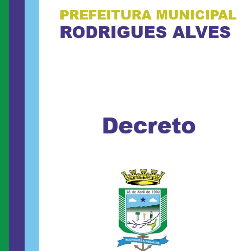 Decreto 002/2021 - Nomeação do Coordenador Municipal de Defesa Civil