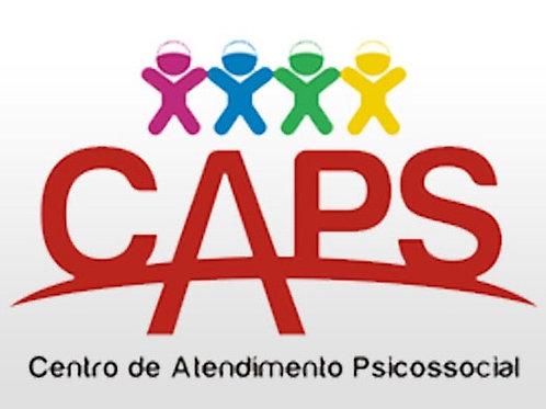 Atendimento pelo Centro de Atenção Psicossocial (CAPS)