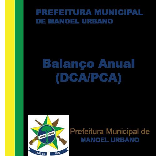 Balanço Anual 2013