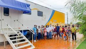 Parceria entre Prefeitura e OdontoSesc garante atendimentos odontológicos gratuitos à comunidade