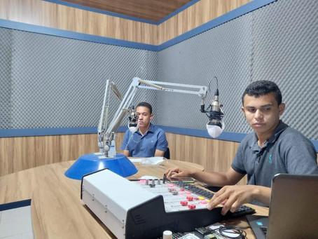 Prefeitura estreia Programa Informativo na rádio Boas Novas 103.5 FM