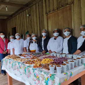 Prefeitura participa de encerramento de curso ofertado para comunidade do ramal Jarina II