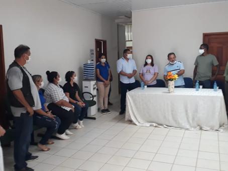 """Prefeitura de Bujari recebe doação de equipamentos do projeto nacional """"Unidos pela Vacina"""""""