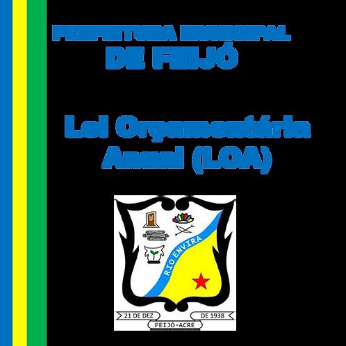 Lei nº 827/2018 (LOA 2019)
