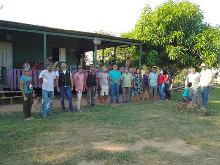 Casa Legislativa dialoga trafegabilidade de ramais na comunidade Alcobras