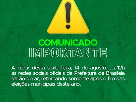 Prefeitura de Brasileia retira site oficial e redes sociais do ar