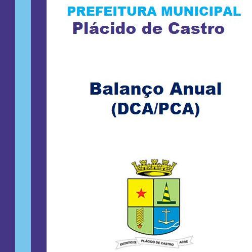 Balanço Anual 2016