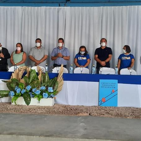 Prefeitura de Feijó retoma aulas presenciais de forma híbrida na quarta-feira, 8 de setembro