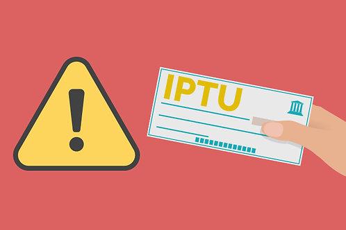 Carnê de Anuidade do IPTU