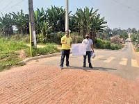 Prefeitura de Manoel Urbano está realizando o levantamento imobiliário dos imóveis