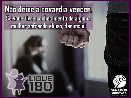 Prefeitura de Senador Guiomard realiza campanha de violência doméstica contra mulheres