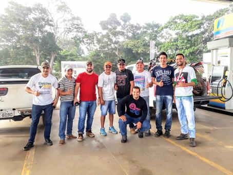 Prefeitura ofereceu atendimentos de saúde a comunidade do Seringal São José