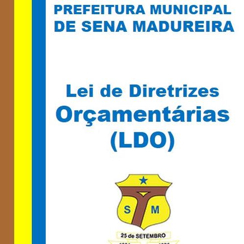 LDO 2020 - Lei N° 648/2019