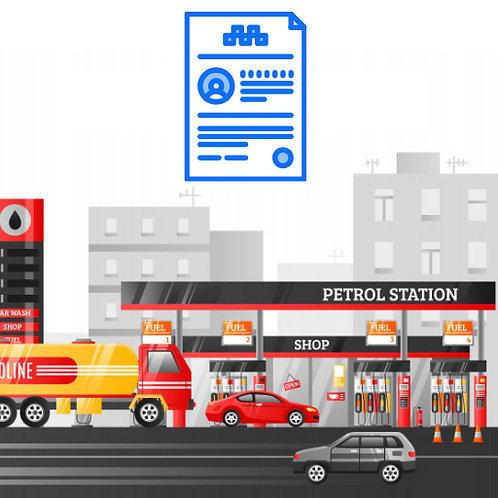 Licença de Operação para Postos de Combustíveis