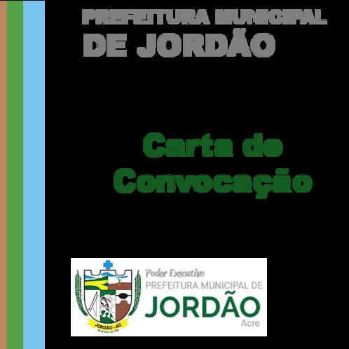 Carta de Convocação - Regiana Correia Cunha