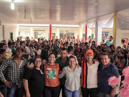 Escola Valdomiro Barroso  promove o Dia da Família na Escola