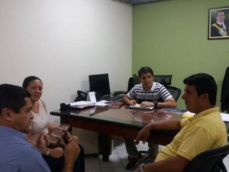 Membros da Mesa Diretora Secretário de Segurança Pública do Acre