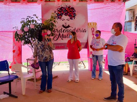 Prefeitura promove atendimento as mulheres para prevenção ao câncer de mama