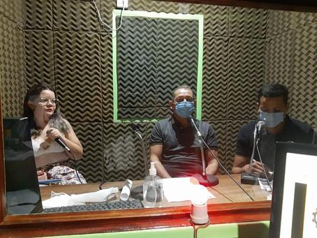 Secretário de Saúde alerta população sobre o aumento de casos de covid-19 e dengue