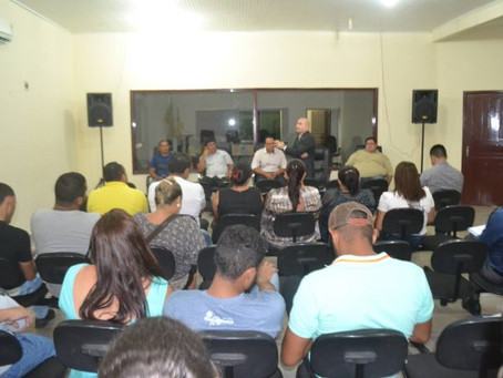 Vereador Fabrício Lima realiza audiência pública com Superintendência do Banco do Brasil