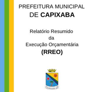 RREO - 3° Bimestre de 2015