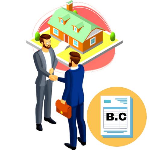 Emissão de Boletim de Cadastramento Imobiliário – BCI