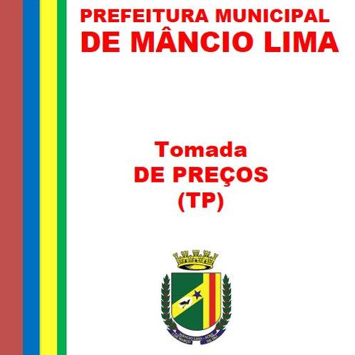 TP Nº 15/2019 Construção da Unidade Básica de Saúde localizada no Bairro Guarani