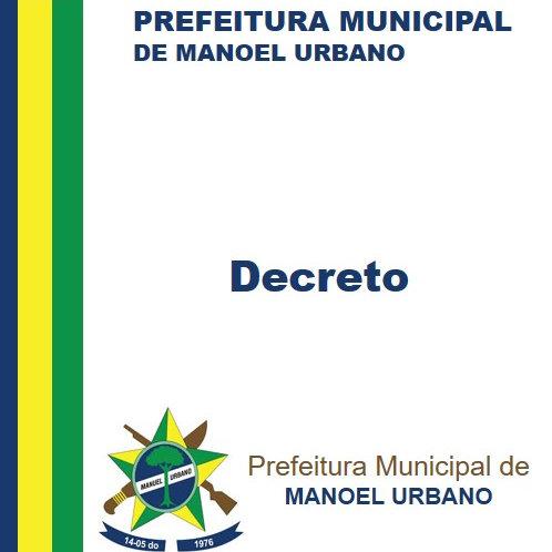 Decreto N° 098/2019 Abre crédito adicional – suplementar