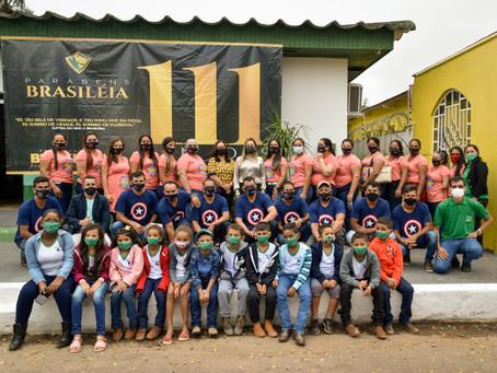 Em comemoração aos 111 anos de Brasileia Prefeitura realiza itinerante de saúde e hasteamento