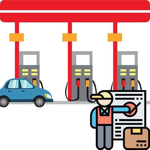 Licença de Instalação para Postos de Combustíveis