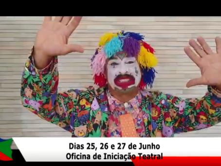"""Cultura: Prefeitura de Xapuri promove """"Oficina de Iniciação Teatral"""" para jovens de 12 a 18 anos"""
