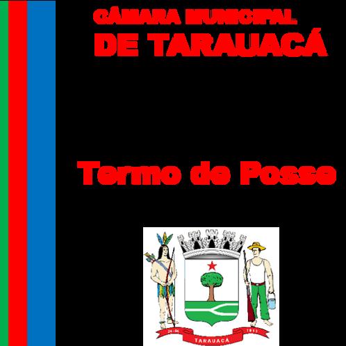 Termo de Posse - MARIA LEANDRA ALVES PEREIRA