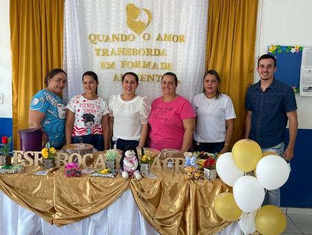 Secretaria Municipal de Saúde de Senador Guiomard celebra o Agosto Dourado