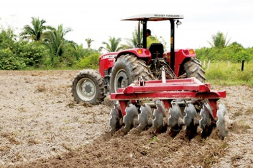 Solicitação de mecanização agrícola