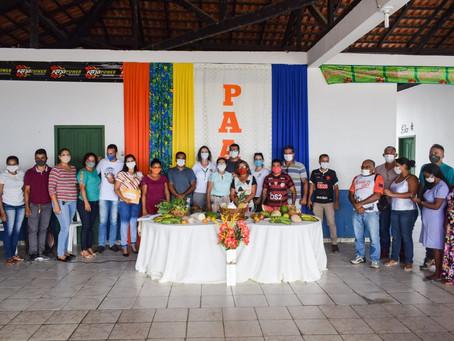 Rodrigues Alves recebe (PAA) programa de aquisição de alimentos do Governo Federal