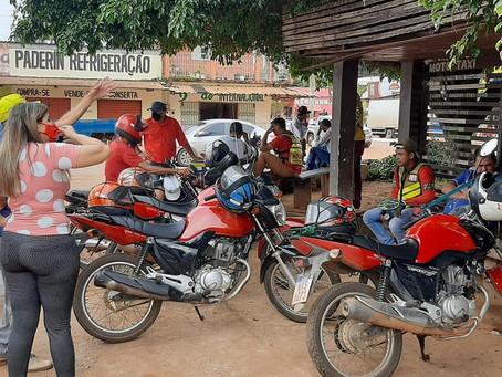 Vereadora critica estado do terminal rodoviário Francisco Marreco