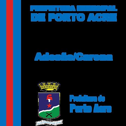 Adesão/Carona N° 001/2020 - Material Esportivo