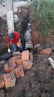 Prefeitura realiza trabalhos de saneamento e infraestrutura nos bairros mais críticos