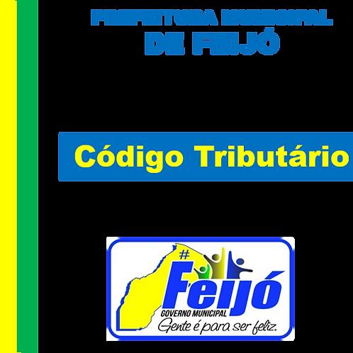 CÓDIGO TRIBUTÁRIO - Lei Municipal nº 150 de 1.999