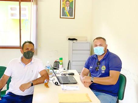 Prefeitura do Quinari busca parcerias com o Estado para fortalecer agricultura e pecuária local