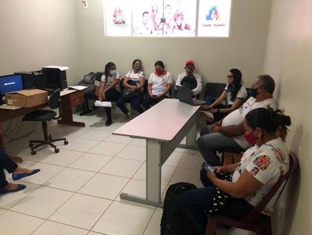 Prefeitura capacita técnicos para orientação e acompanhamento de pacientes com autismo