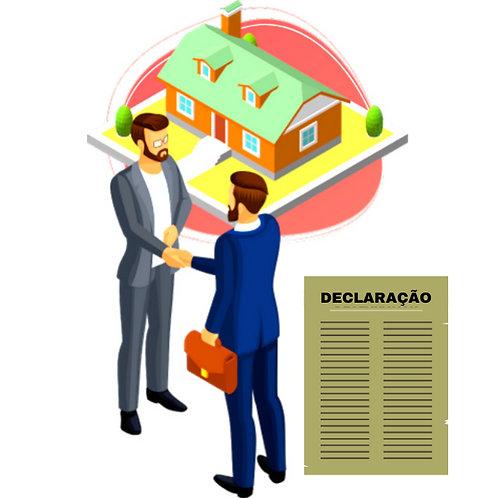 Emissão de Declaração de Cadastro Mobiliário – DCM