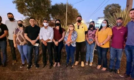 Prefeitura e Governo do Estado/Seinfra se unem para ampliar benefícios ao povo portoacrense