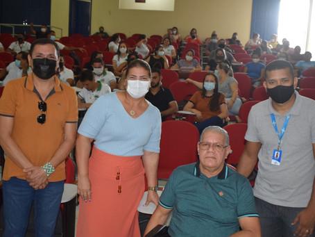 Prefeitura de Rodrigues Alves e Sebrae/CZS realizam formação sobre humanização