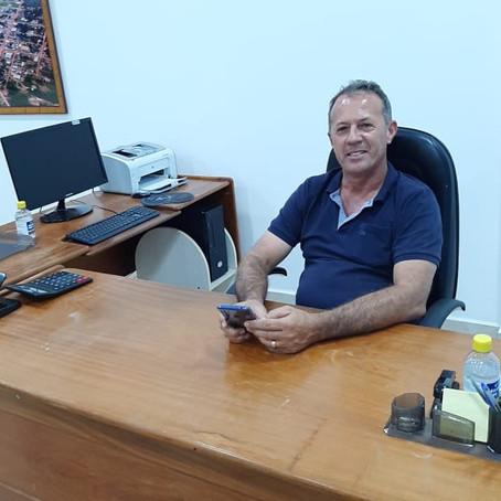 Prefeito Olavinho dá início a seu governo com várias agendas de trabalho